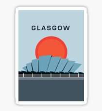 Glasgow Sticker