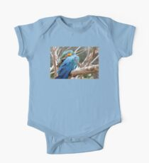 Blue And Gold Macaw Kids Clothes