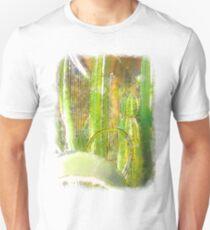 Cactus Garden Serene Unisex T-Shirt