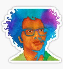 Richard Ayoade Sticker