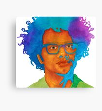 Richard Ayoade Canvas Print