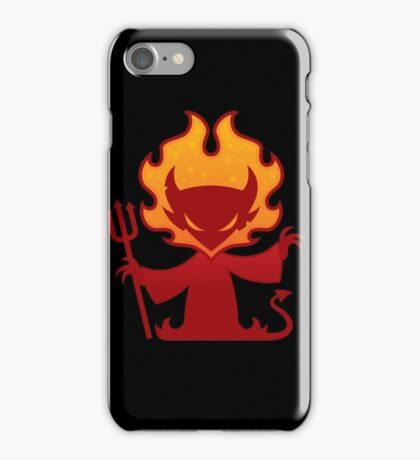 I'm The Devil iPhone Case/Skin
