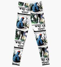 Alice's Adventures In Wonderland - Who Are You Leggings
