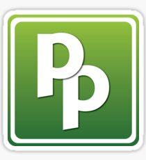 Pied Piper (Version 4) Sticker