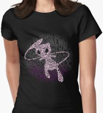 POKEMON MEW made out of its moves! T-Shirt