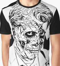 inked zombie businessman Graphic T-Shirt