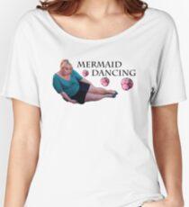 Mermaid Dancing - Fat Amy Women's Relaxed Fit T-Shirt