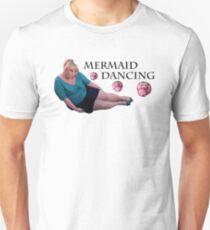 Mermaid Dancing - Fat Amy Unisex T-Shirt