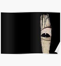 Sadako eye Poster