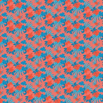 Floral Pattern No. 1 by StuffByMe