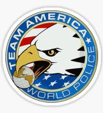 Team America Sticker