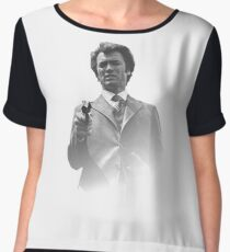 Dirty Harry Women's Chiffon Top