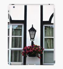 Crawfordsburn Cottage Abstract - Northern Ireland iPad Case/Skin