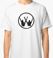 VW leg girls black design Classic T-Shirt