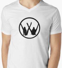 VW leg girls black design T-Shirt