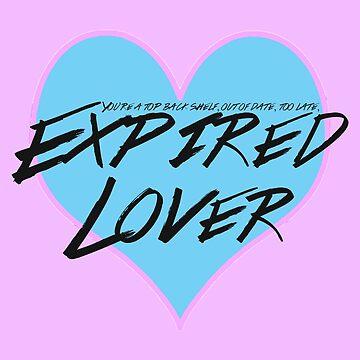 Expired Lover 2 by oOMeroChanOo
