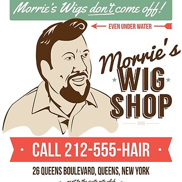 Morrie's Wig Shop by xeniusmedia