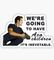 Aca Children - Jesse Sticker