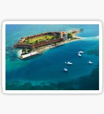 Dry Tortugas National Park, Fort Jefferson Sticker