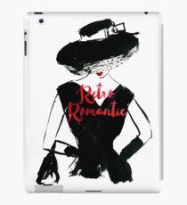 Retro Romantic iPad Case/Skin