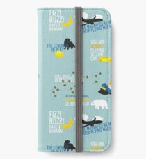 Cabin Pressure iPhone Wallet/Case/Skin