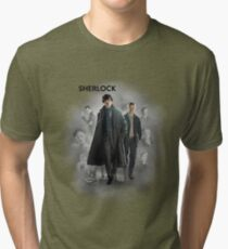 BBC Sherlock Tri-blend T-Shirt