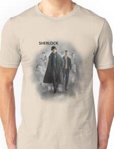 BBC Sherlock Unisex T-Shirt
