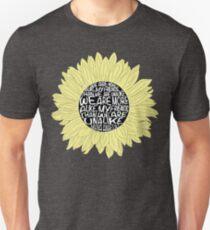 Human Family by Maya Angelou T-Shirt