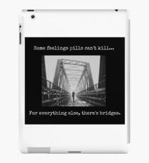 Bridges - Visa Motto Spoof iPad Case/Skin