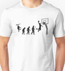 Basketball Evolution Slim Fit T-Shirt