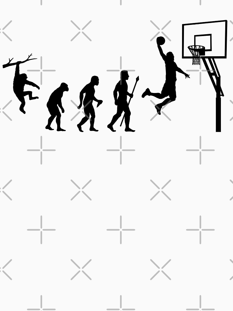 Basketball Evolution by BeyondEvolved