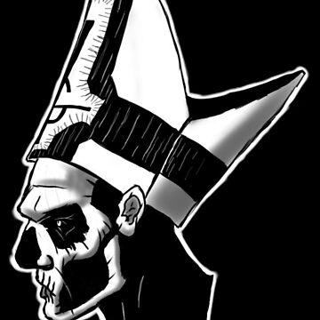 Papa Emeritus, Evil Pope by MOKJavan