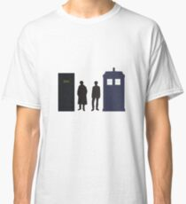 A Study In Time Classic T-Shirt