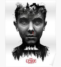 The Upside Down Tribute Painting Art Poster