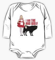 I Am The Bad Wolf One Piece - Long Sleeve