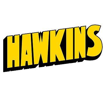 Greetings from Hawkins by kevko76