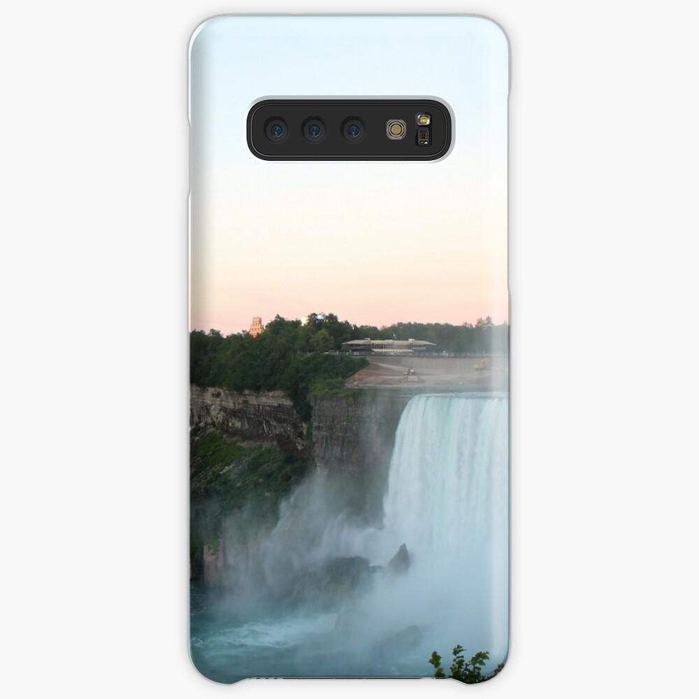 The View of Niagara Falls  Case & Skin for Samsung Galaxy