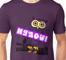 Splatfest Team Night Owl v4 Unisex T-Shirt