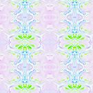 Vibrant Pastel Rorschach A03 by IreKire