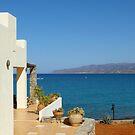 Stalis (Stalida), Crete by Agnes McGuinness