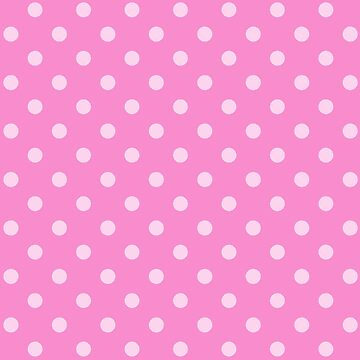 Pretty Pink Polkadots  by KCavender