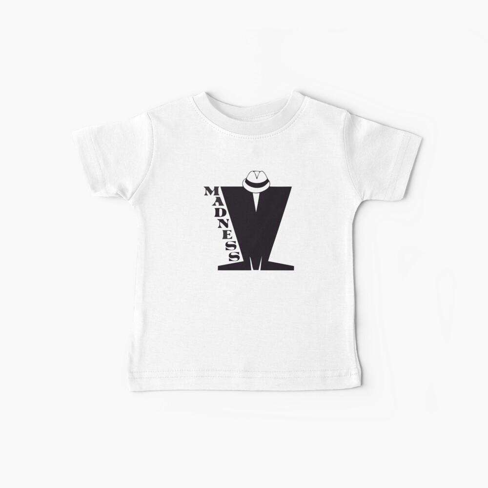 Locura Camiseta para bebés
