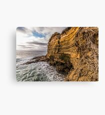 Sunset Cliffs Summer Canvas Print