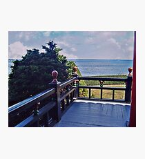 A View of the Atlantic Ocean Photographic Print