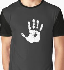 White Hand of Saruman Graphic T-Shirt