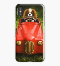 mr jones's driving test iPhone Case/Skin