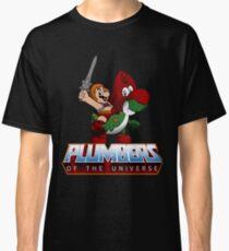 mario he man Classic T-Shirt