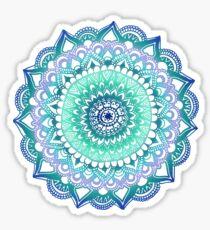Tiefe Waldblume Sticker