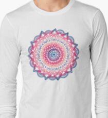 Ocean Sunset Mandala T-Shirt