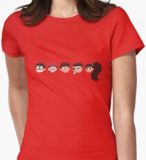 Star vs. the Forces of Evil Marco Womens Fitted T-Shirt